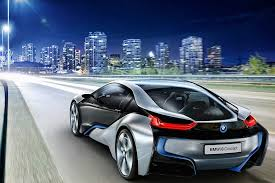 bmw car posters car bmw i8 concept city poster my posters poster store
