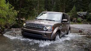land rover water 2012 land rover lr4 hse review notes ready to tackle the urban