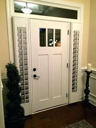 Replacing An Exterior Door Sweet Replacing Front Door With Sidelights And Transom Cost To Replace Do Jpg