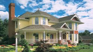 victorian style house victorian style two story house plans youtube