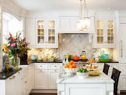 Classic Kitchen Designs Kitchen Window Treatments Classic White Kitchens Luxury White
