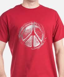 peace t shirts cafepress