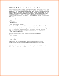 business letters sample termination of services letter resume