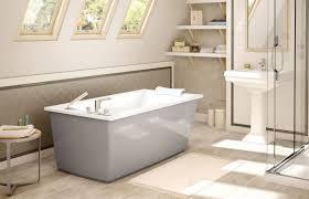 Freestanding Air Tub Bathroom Maax Bathtubs Maax Soaking Tub Maax Bath Inc