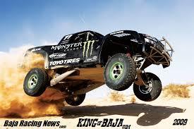 baja racing road cars monster energy