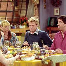the best and worst friends thanksgiving episodes ranked e news