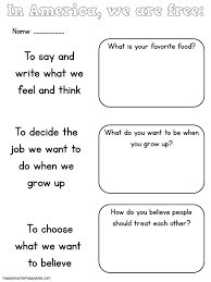 free class constitution activities teaching ideas social