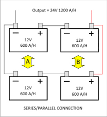 how to connect two 12 volt batteries together leds unlimited