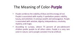 purple color meaning the colour purple has no meaning to me anandtech forums