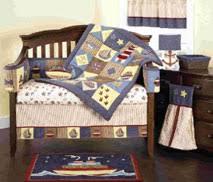 Denim Crib Bedding Nautical Baby Bedding Crib Nursery Sets Save 50 Baby