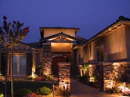 Nightscapes Landscape Lighting Outdoor Lighting Home Entrance Pezzotti Brothers Inc