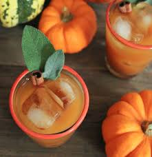 scary pumpkin coc spiced pumpkin punch domesticate me