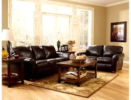 Brown Leather Armchair Design Ideas Living Room With Brown Leather Furniture Catosfera Net