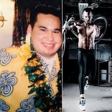 slimming haircuts for overweight 50 year olds fat to fitness expert 16 personal trainers before and after weight
