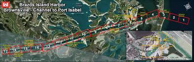Galveston Island Map Galveston District U003e Missions U003e Navigation U003e Hydrographicsurveys