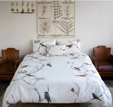 Bird Duvet Covers The Birds Of Spring The Cultivated Home