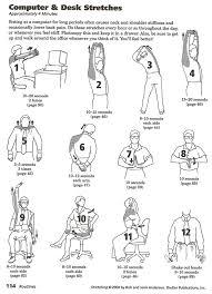 Exercise At Desk Job Happy U0026 Healthy U2026 Back Exercises To Do At Your Desk Little Miss