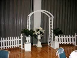 wedding arch nyc rent wedding arch classic white trellis arch rental chair