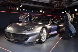 ferrari new model ferrari 812 superfast the japan premiere ferrari 152m