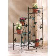 Indoor Garden Decor - outdoor plant stands