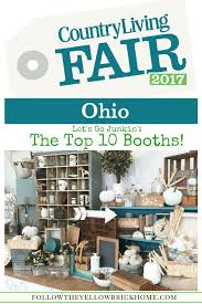 follow the yellow brick home let u0027s go junkin u0027 the top 10 booths