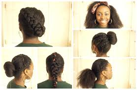 blow out hair styles for black women with hair jewerly 5 back to school hairstyles for natural hair 2014 youtube