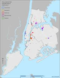 Bronx Map Zoning Districts U0026 Tools Manufacturing Districts January 1 2002