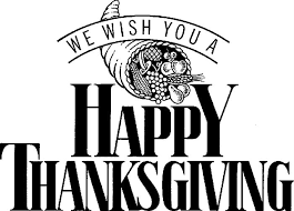 thanksgiving black and white happy thanksgiving clipart black and