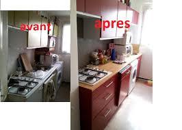 refaire sa cuisine a moindre cout refaire sa cuisine pas cher design en image avec une idees et table