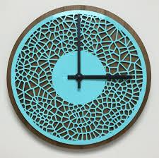 denvers designs contemporary craft designer clocks wood