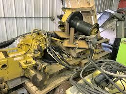 parts dismantled