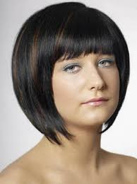 pictures of black hairstyles with bangs for short hair