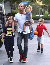 gavin rossdale ready to move on after gwen stefani gavin rossdale spends day with his sons after gwen stefani split