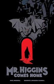 Halloween Graphic Novel by Mike Mignola Is Back With A New Vampire Graphic Novel Comics