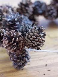 do it yourself divas diy pinecone wreath practically free