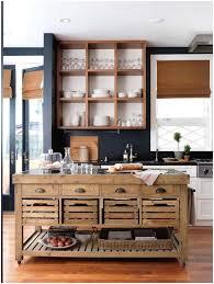 Kitchen Bookshelf Cabinet Cabinets U0026 Storages Beautifully Organized Open Kitchen Shelving