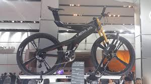 lexus kona hawaii lexus concept mountain bike at naias bicycling