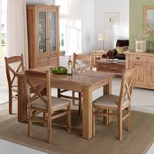 Tuscan Dining Room Furniture by Tuscany Contemporary Oak Cross Back Dining Chair Oak Dining