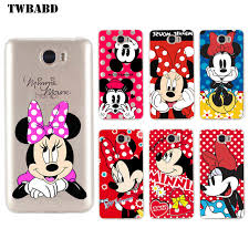 shop coque huawei y5 ii 2 case cute minnie mouse mickey