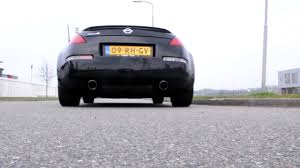 nissan 350z jwt pop charger nissan 350z acceleration youtube