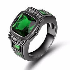 ring for men design emerald powder new arrival for design naoadr