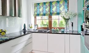 Kitchen Curtains Kitchen Curtains Classic And Modern Ideas For Interior