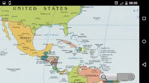 Costa Rica On World Map by World Map Offline Android Apps On Google Play