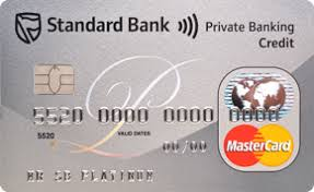 Sle Of Credit Card Statement gold credit card standard bank south africa