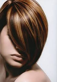 blonde hair with chunky highlights chocolate brown hair with chunky blonde highlights is convenient