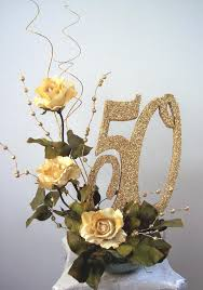 Gold Table Centerpieces by 50th Birthday Table Decorations U2013 Thelt Co