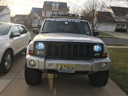 i love my jeep front end collision jeep commander forums jeep commander forum