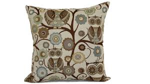 amazon com brentwood originals 8108 wise owl pillow 18 inch