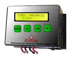 astronomical timer for outdoor lights evanze electronics