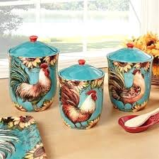 sunflower kitchen canisters turquoise kitchen canisters pastapieandpirouettes com